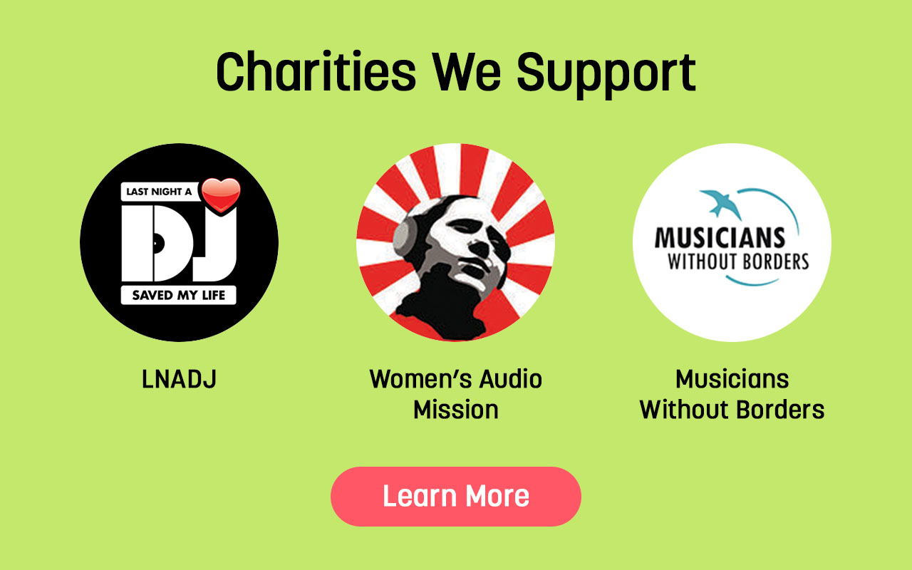 Charities We Support
