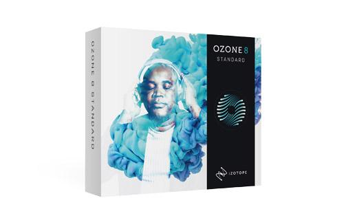 iZotope Ozone 8 Standard | Audio Mastering Plug-in Software
