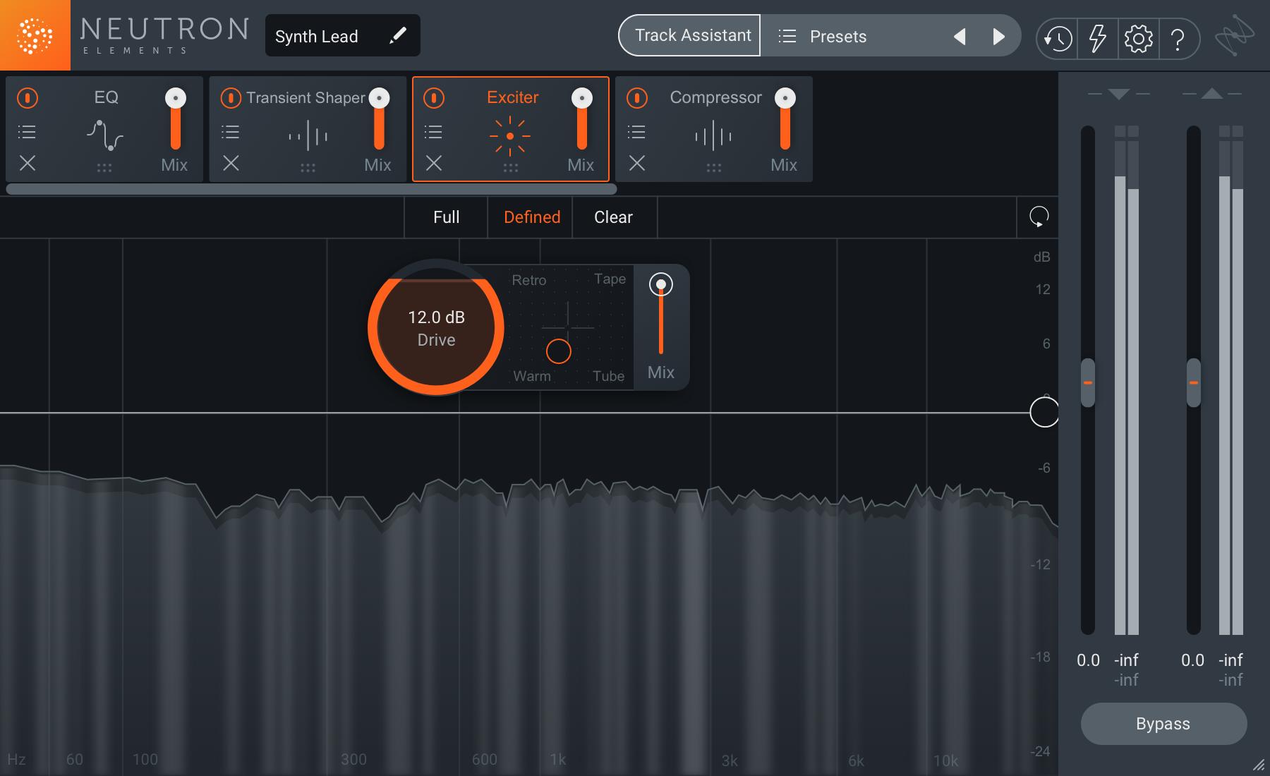 Screenshot של Exciter