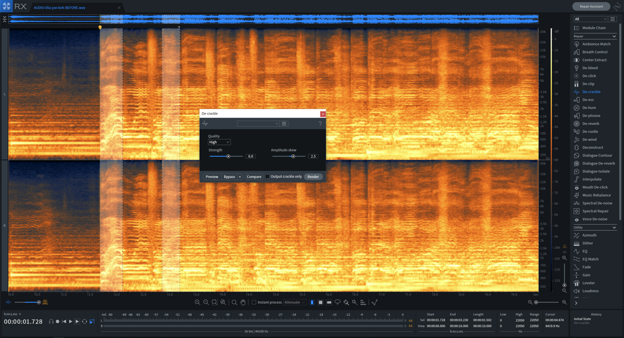 5 Creative Uses of iZotope RX in Audio Mastering