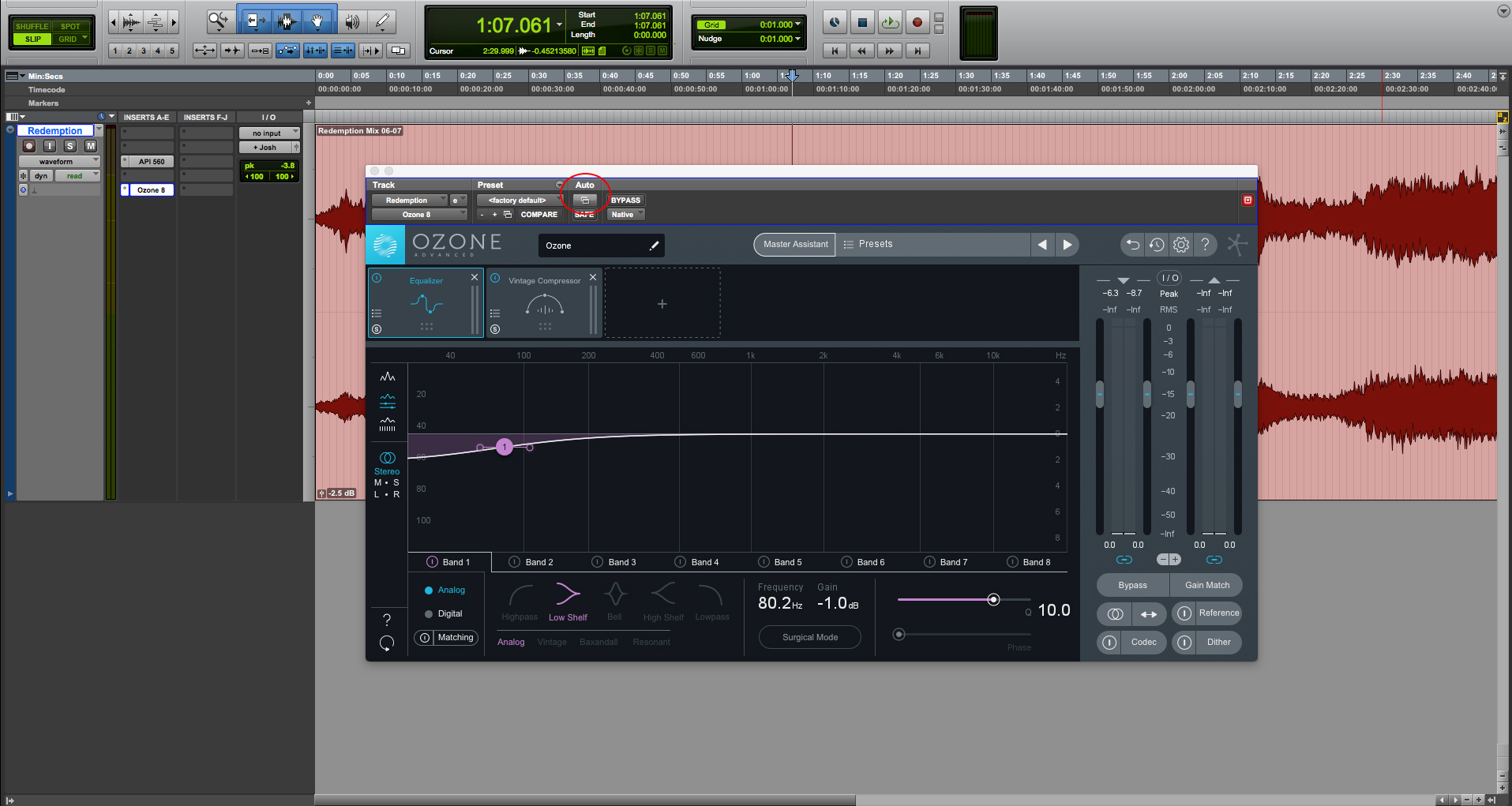 Automation in the Audio Mastering World: Leveling up Your