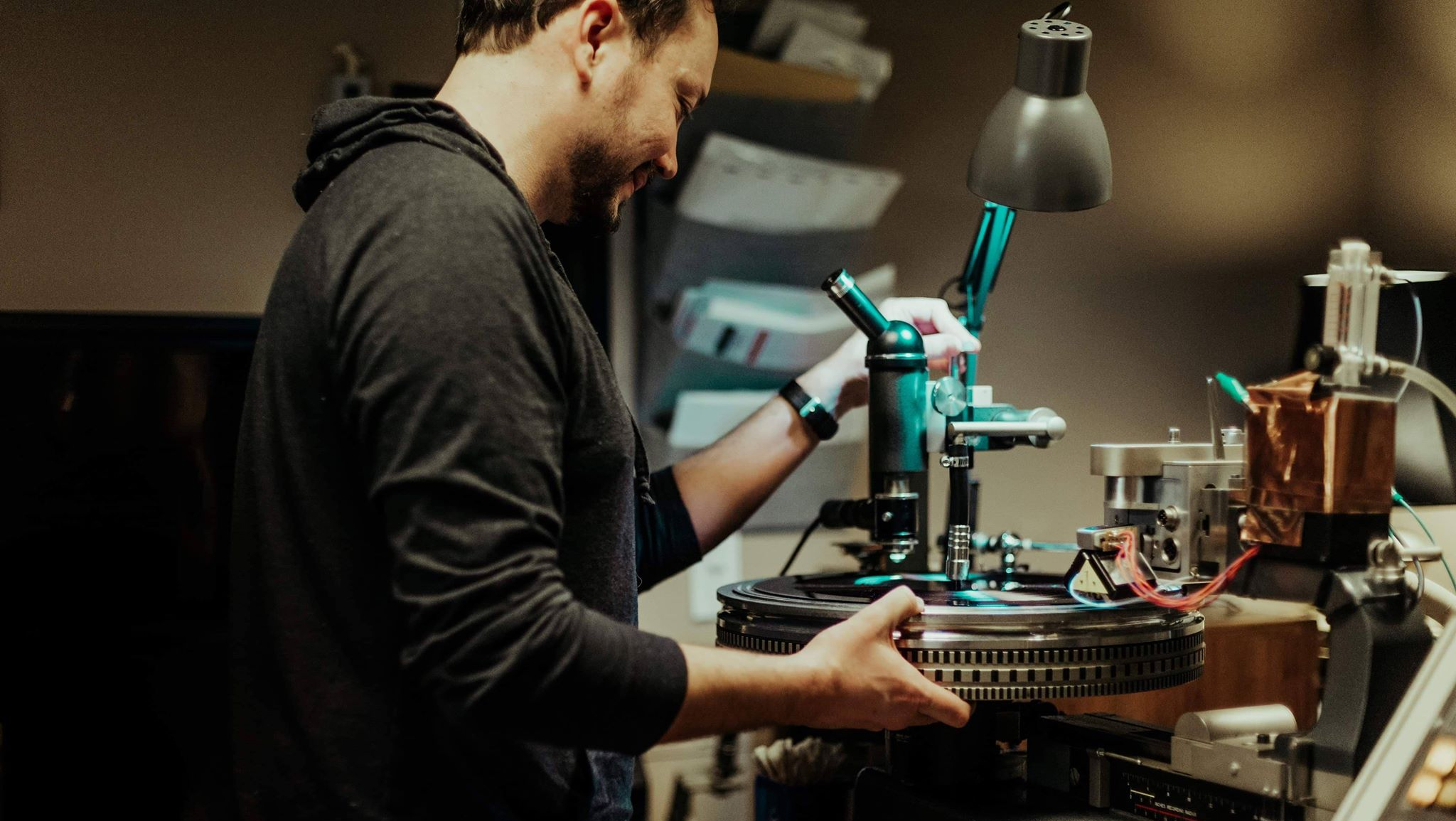 Mastering for Vinyl: Conversations with the Pros