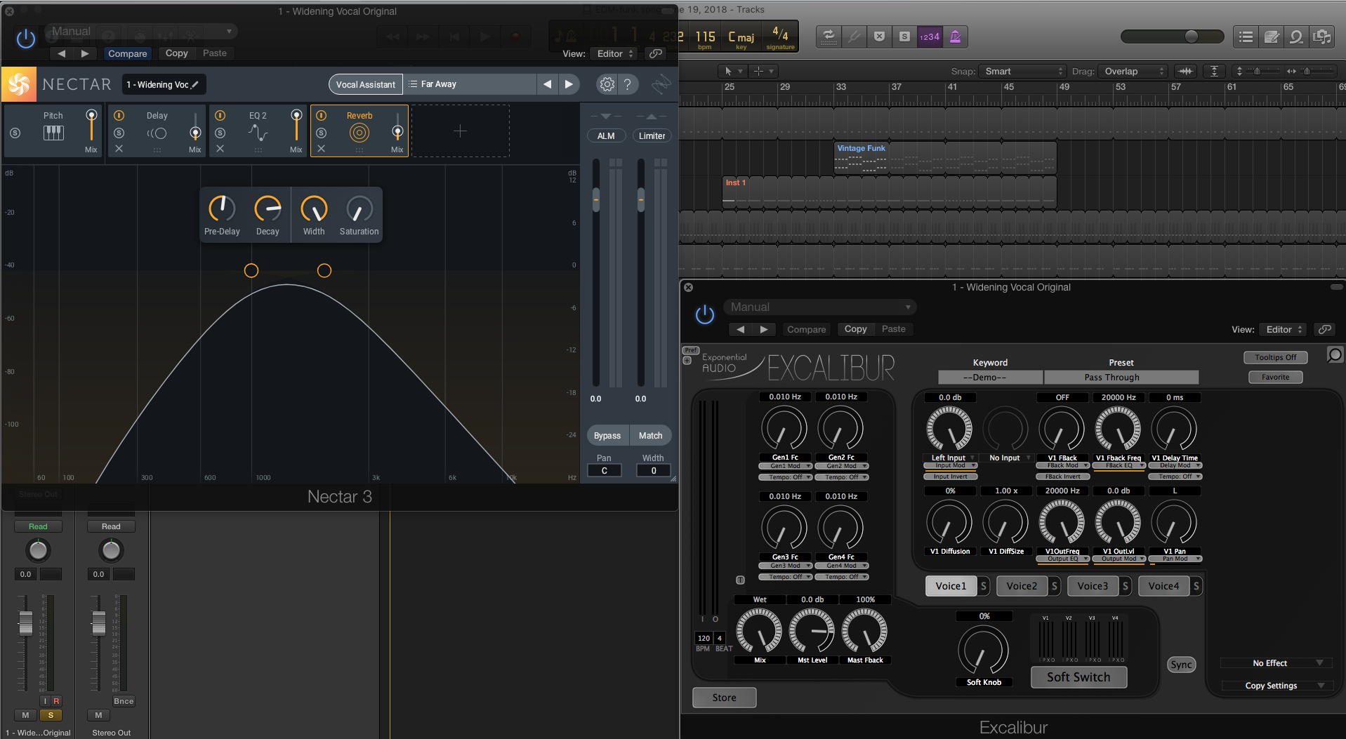 6 Times to Use Multiple Reverbs in a Mix