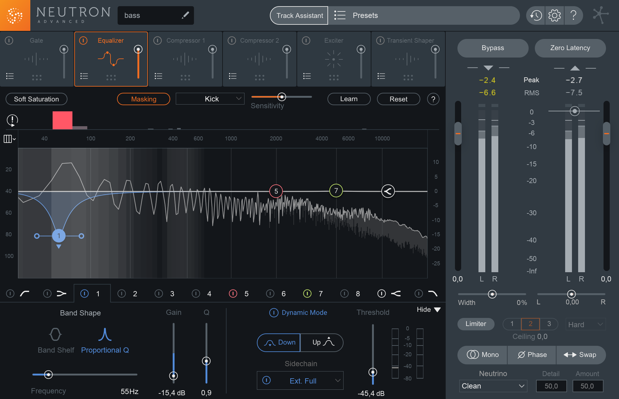 when to use dynamic eq in a mixCan Bus Interface Design Drawing Dave Ross Blog #9