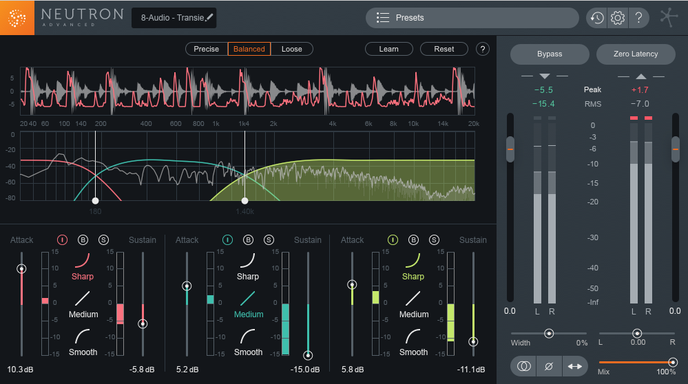 How to Use Transient Shaper for Better Drum Breaks