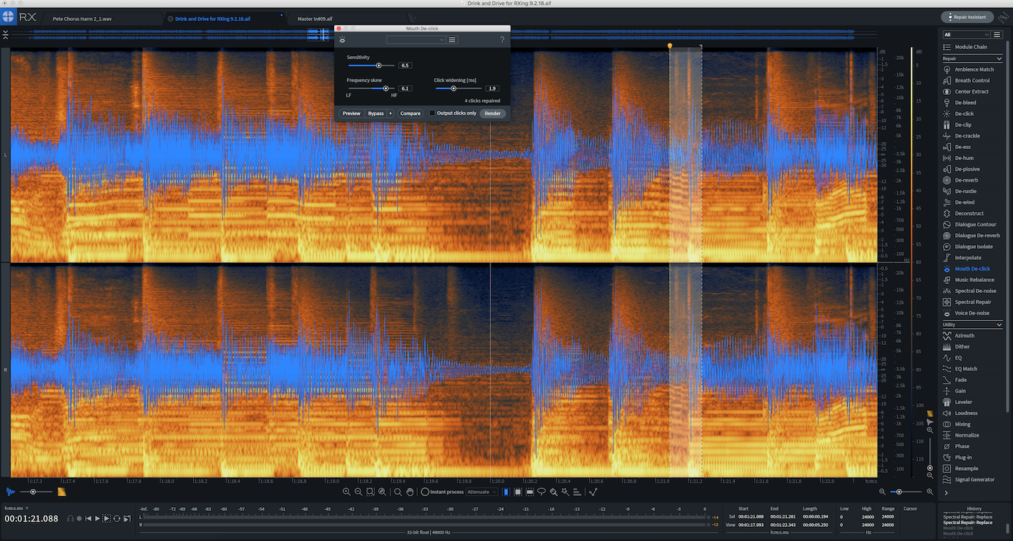 10 Common Uses for Audio Restoration in Mastering