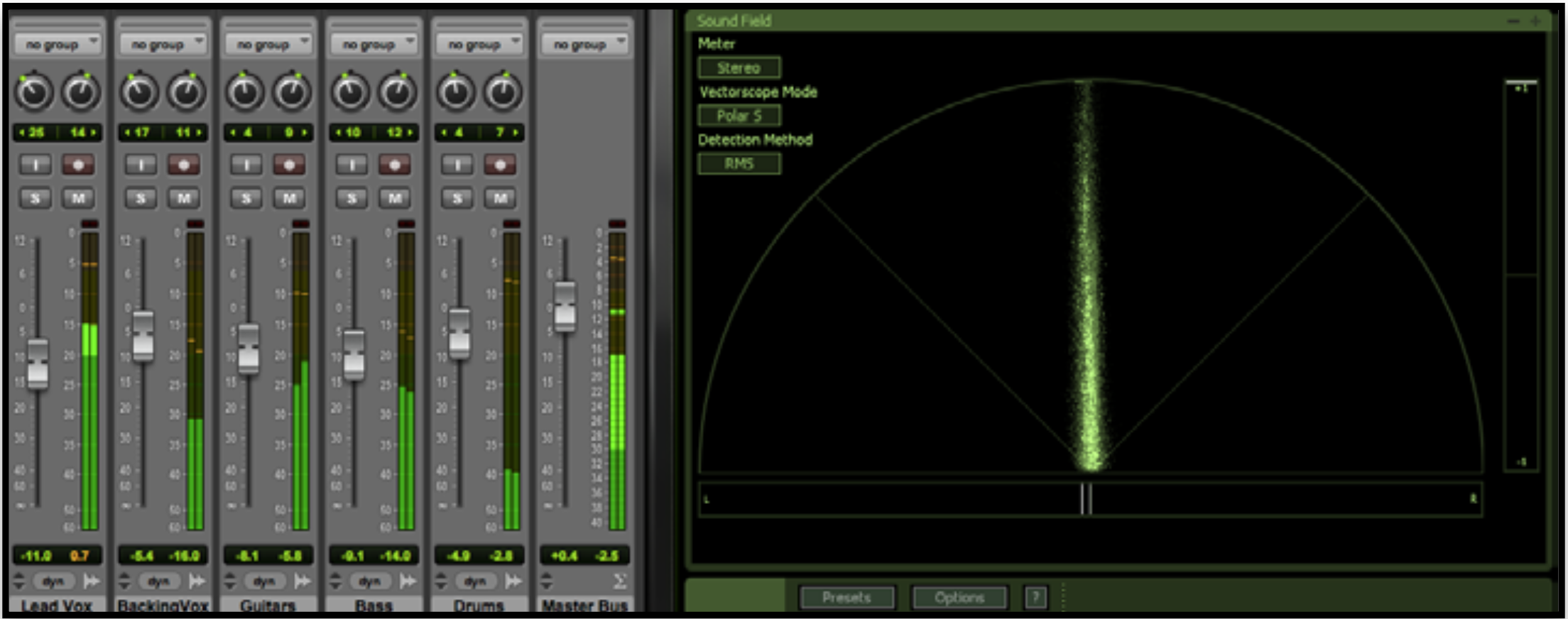 10 Tips For Better Mixes Through Panning Oneline Electrical Diagram Automation Studiotm