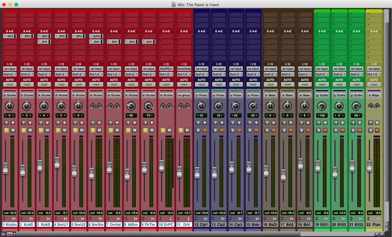 Stems and Multitracks: What's the Difference?