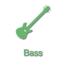 Add punch and weight to electric, acoustic, and synth basses.