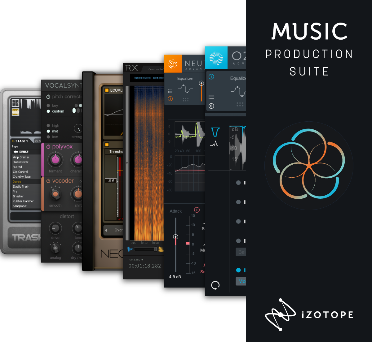 Izotope Ozone 8 The Future Of Audio Mastering Graphic Equaliser Electronic Boy For You