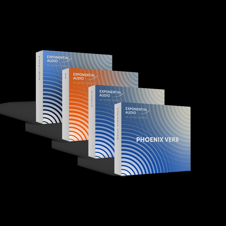 Exponential Audio Reverbs - iZotope