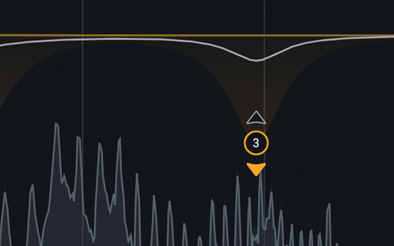 Nectar 3 Dynamic EQ