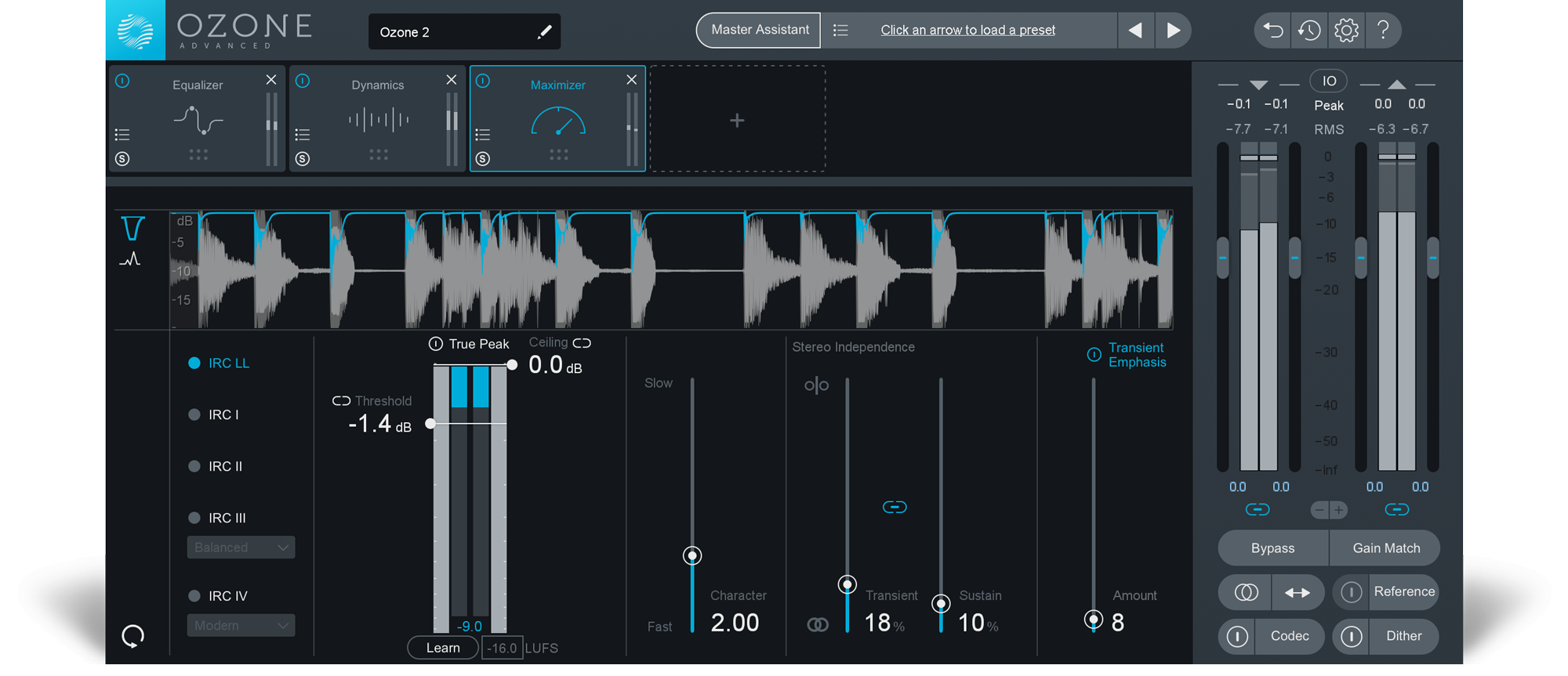 iZotope Ozone 8 | The Future of Audio Mastering