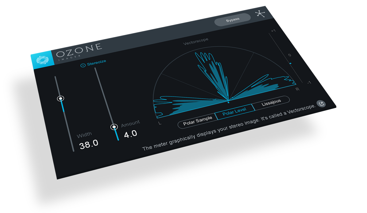 Ozone Imager | Free Stereo Imaging Plug-in