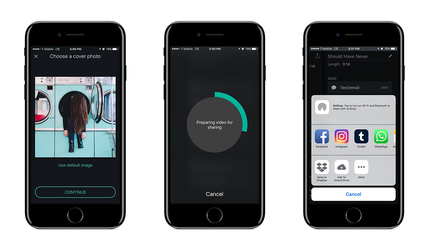 6 Ways to Share Your Music Using Spire