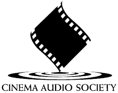 Cinema Audio Society logo in black