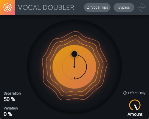 Use the free Vocal Doubler to instantly widen any vocal
